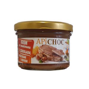 Apichoc crema ciocolata miere si alune