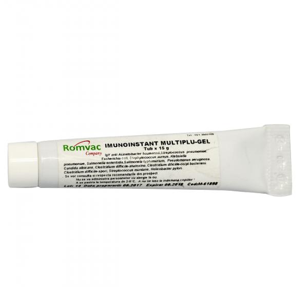Imunoinstant Multiplu gel