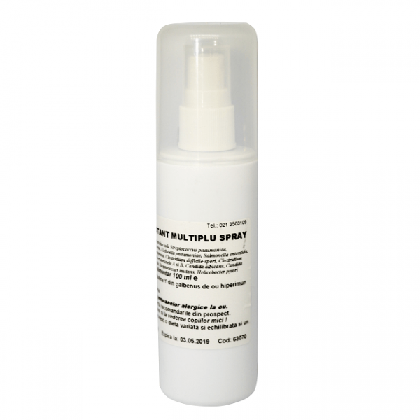 Imunoinstant Multiplu Spray